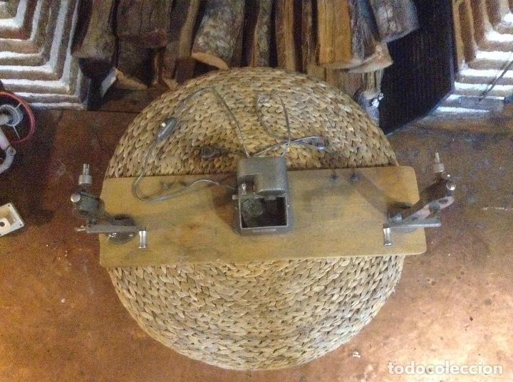 Antigüedades: Visionador, REBOBINADOR DE PELÍCULAS 8mm MURAY - Foto 5 - 223042858