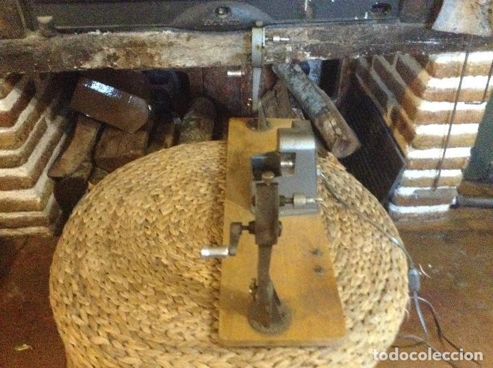 Antigüedades: Visionador, REBOBINADOR DE PELÍCULAS 8mm MURAY - Foto 9 - 223042858