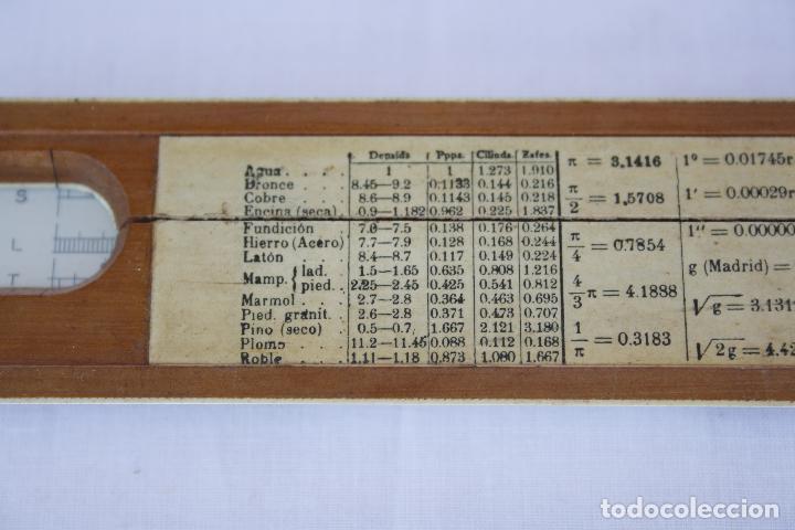 Antigüedades: Regla de cálculo - A.W.FABER - CASTELL - - Foto 4 - 83546316