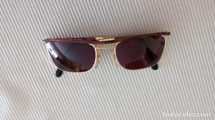 GAFAS VINTAGE - GAFAS METALICAS AÑOS 80 (Antigüedades - Técnicas - Instrumentos Ópticos - Gafas Antiguas)