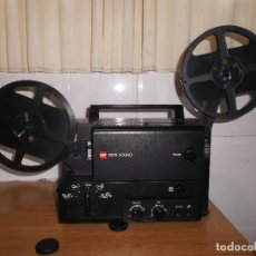 Antigüedades: GAF 2800 SOUND - SUPER 8 - SONORO.. Lote 83719420