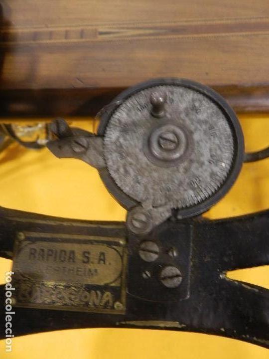 Antigüedades: Fantástica máquina de tricotar Wertheim Rápida SA (Barcelona) - Foto 6 - 83762120