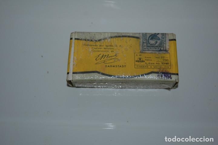 Antigüedades: CAJA DE MEDICAMENTO ANTIGUA - EUPACO - PRECINTADO - VER FOTOS - Foto 3 - 83775888