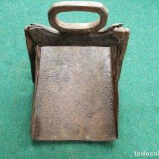 Antigüedades: ESTRIBO ANTIGUO DE FORJA. Lote 83801020