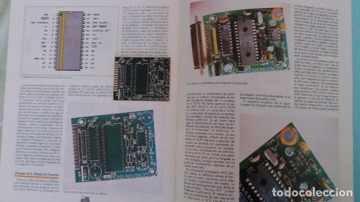 Antigüedades: Lote circuitos placas pbc y chips electronica para pc de fasciculos f&g - Foto 2 - 83823740