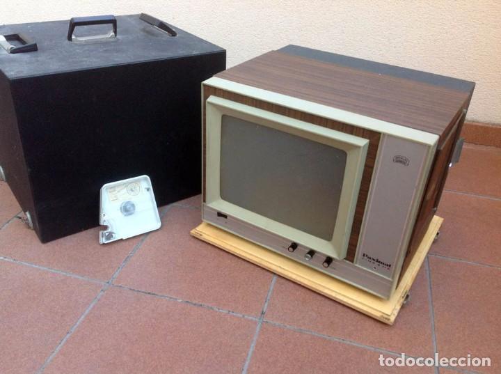 Antigüedades: BRAUN PAXIMAT CINE 8 MK. Proyector Super 8 - Foto 2 - 84251588