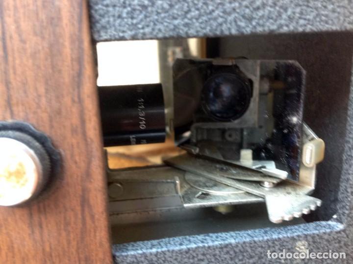 Antigüedades: BRAUN PAXIMAT CINE 8 MK. Proyector Super 8 - Foto 4 - 84251588