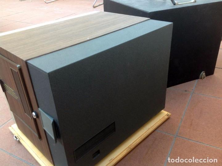 Antigüedades: BRAUN PAXIMAT CINE 8 MK. Proyector Super 8 - Foto 6 - 84251588