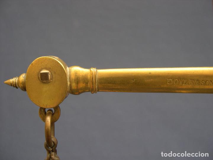 Antigüedades: Balanza Doyle&sons siglo XIX - Foto 2 - 84362256