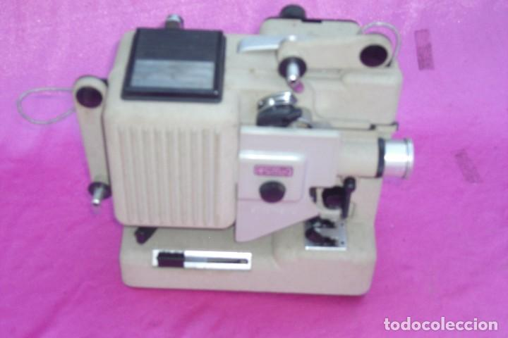 Antigüedades: PROYECTOR DE CINE EUMIG PHONOMATIC SUPER 8 MADE IN AUSTRIA - Foto 1 - 84483760