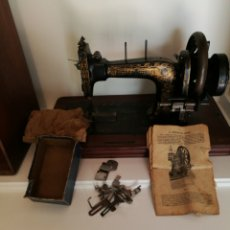 Antigüedades: MAQUINA DE COSER. Lote 84578422