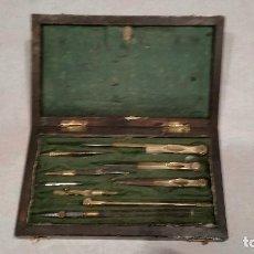 Antigüedades: CAJA ESTILO VICTORIANO DE DIBUJO. CIRCA 1900. INGLATERRA.. Lote 103349887