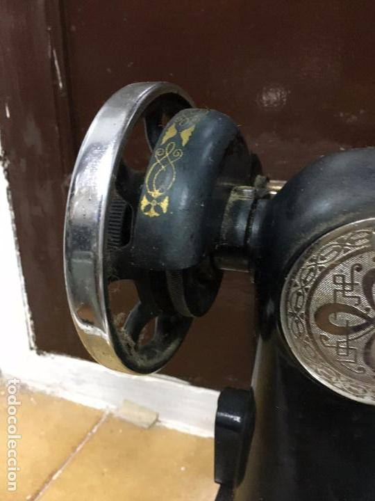 Antigüedades: CABEZA MAQUINA DE COSER SIGMA - Foto 11 - 84764468