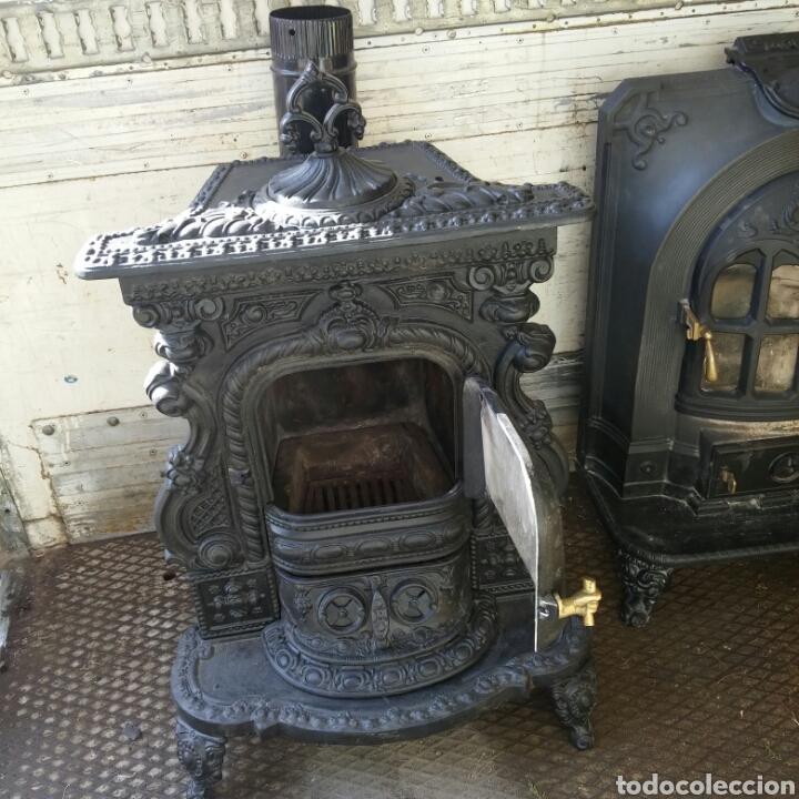 Chimenea hierro fundido comprar objetos cerrajer a y - Chimeneas de hierro fundido ...