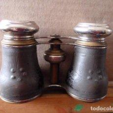 Antigüedades: ANTIGUO PRISMATICO CON FUNDA. Lote 84872264