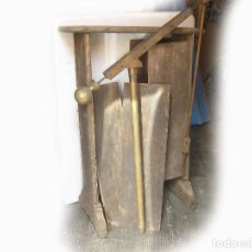 Antigüedades: ANTIGUO MUEBLE DE TORNO DE DENTISTA PARA RESTAURAR. Lote 84904716