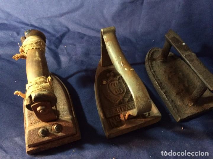 Antigüedades: tras planchas antiguas - Foto 2 - 84976264