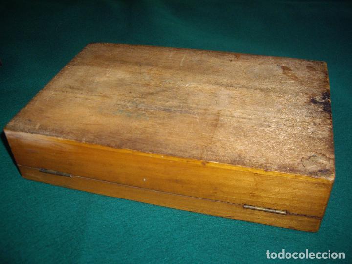 Antigüedades: IMPRENTILLA LETRAS DE METAL FRANCESA - Foto 3 - 100668934
