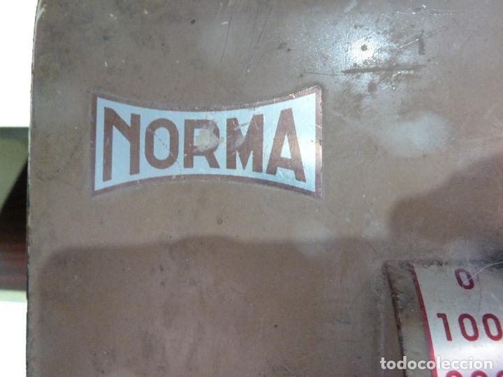 Antigüedades: CAJA REGISTRADORA NORMA - Foto 4 - 85026176