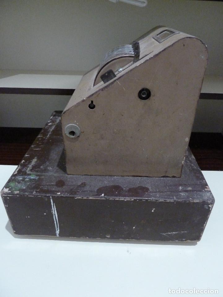 Antigüedades: CAJA REGISTRADORA NORMA - Foto 9 - 85026176