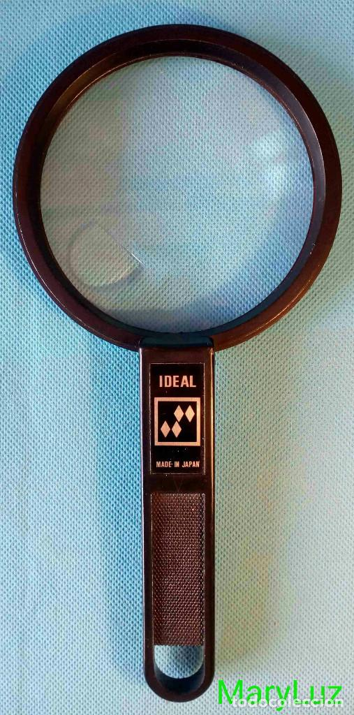 LUPA JAPONESA. MADE IN JAPAN. JAPÓN. AÑOS 80-90. ENVÍO: 2,50 € *. (Antigüedades - Técnicas - Instrumentos Ópticos - Lupas Antiguas)