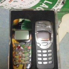 Teléfonos: NOKIA 3310 SIN BATERIA DOS CARCASAS UNA TENIS DEPORTES. Lote 85095907