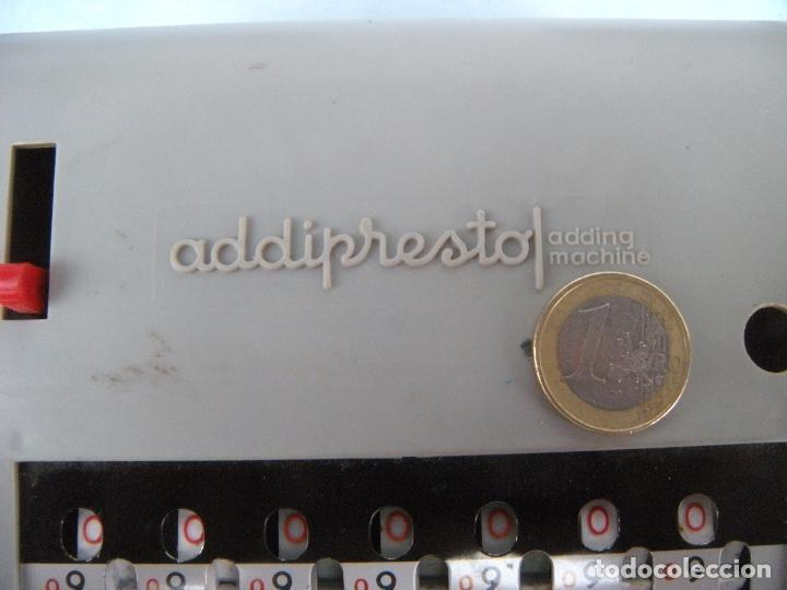 Antigüedades: ÁBACO CALCULADORA ADDIPRESTO - Foto 5 - 85234728