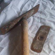 Antigüedades: ACICHE HERRAMIENTA DE FONTANERO O ALBAÑIL.. Lote 85242536