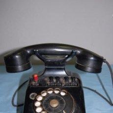 Teléfonos: TELEFONO BAQUELITA. Lote 85243564