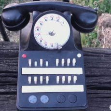 Teléfonos: TELEFONO BAQUILITA CENTRALITA.. Lote 85258260