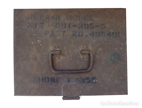 CAJA DE HERRAMIENTAS STANLEY ANTIGUA (Antigüedades - Técnicas - Herramientas Profesionales - Mecánica)
