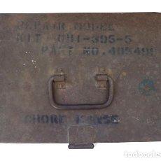 Antigüedades: CAJA DE HERRAMIENTAS STANLEY ANTIGUA. Lote 85292444