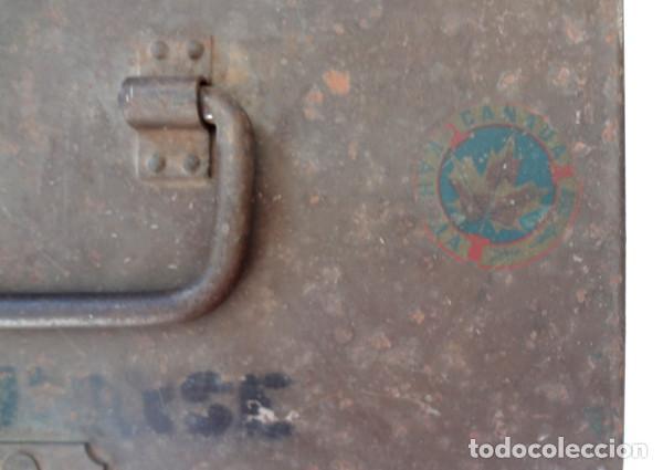 Antigüedades: Caja de herramientas Stanley antigua - Foto 2 - 85292444