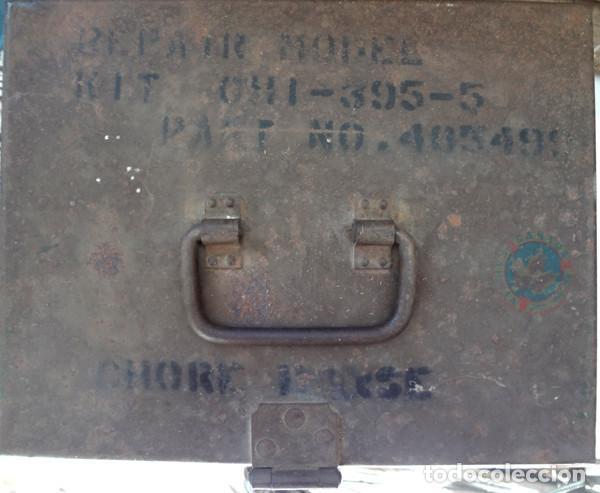 Antigüedades: Caja de herramientas Stanley antigua - Foto 3 - 85292444