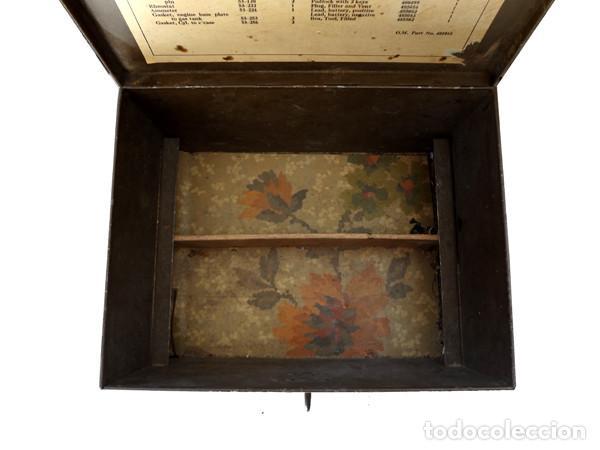 Antigüedades: Caja de herramientas Stanley antigua - Foto 6 - 85292444