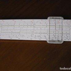 Antigüedades: REGLA DE CALCULO ARISTO MULTILOG 870 - CALCULADORA SLIDE RULE RECHENSCHIEBER KEISANJYAKU. Lote 85714292