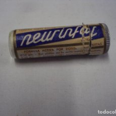 Antigüedades: MEDICAMENTO NEURINFAL. Lote 85980792