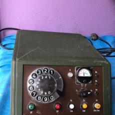 Teléfonos: TELEFONO TELETIPO SIEMENS FERNSCHREIB-ENDSATZ T56. Lote 86027144