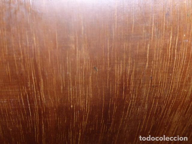 Antigüedades: ANTIGUA TAPADERA DE MAQUINA DE COSER SIGMA - Foto 3 - 86099040