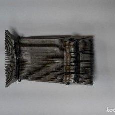 Antigüedades: JUEGO DE PALANCAS PORTATIPOS PARA UNDERWOOD 5 Y 10. Lote 86227732