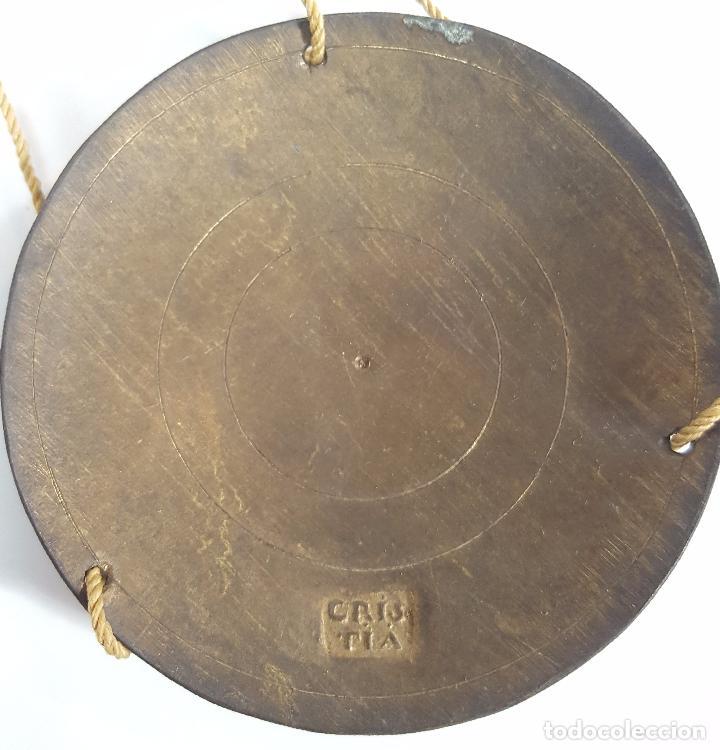 Antigüedades: BALANZA QUILATERA CON PESAS. METAL Y BRONCE. ESPAÑA. SIGLO XVIII. CAJA ORIGINAL. - Foto 2 - 86284504