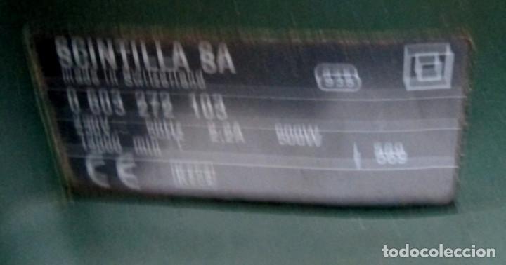 Antigüedades: Cepillo eléctrico BOSH PHO 15 – 82 500W -- Profesional Funciona - Foto 2 - 86409932