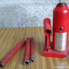Antigüedades: GATO HIDRÁULICO SAVE 5000 KL --- FUNCIONA . Lote 86453288