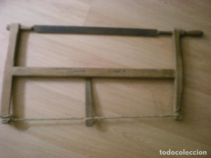 Antigüedades: ANTIGUA SIERRA DE VAIVEN - Foto 2 - 86454324