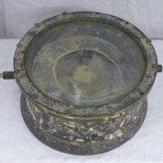 Antigüedades: BITÁCORA DE BARCO ANTIGUO HUNDIDO. Lote 86662352