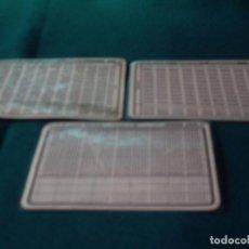 Antigüedades: TABLAS DE FORMULAS 1969. Lote 86668992