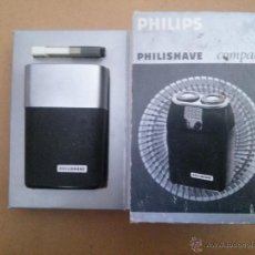 Antigüedades: PHILIPSHAVE COMPACT HP1204. Lote 86698612
