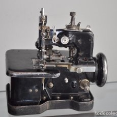 Antigüedades: ANTIGUA Y RARA MAQUINA DE COSER - VIRGINIO RIMOLDI - STELLA ZB - MACHINE SEWING. Lote 86815940