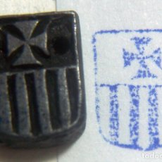 Antigüedades: ANTIGUO SELLO O CUÑO DE IMPRENTA ÉPOCA GUERRA CIVIL PROCEDENTE DE CATALUÑA . Lote 86890176