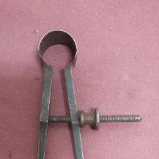 Antigüedades: COMPAS (X) DE TALLER...XIX. Lote 86965752